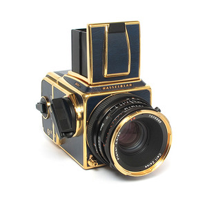 HASSELBLAD  503cx  Golden Blue 50years  sn.7208LEICA, 라이카