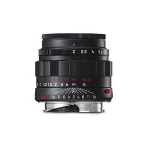 LEICA  50mm F2 ASPH  APO-SUMMICRON-M  black chrome finishLEICA, 라이카